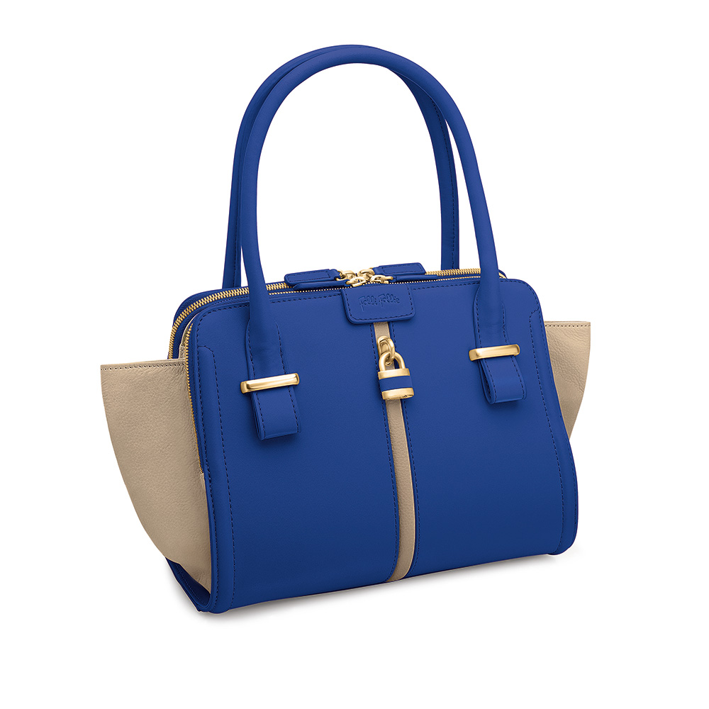 FOLLI FOLLIE – Γυναικεία τσάντα FOLLI FOLLIE μπλε 1601575.0-0000