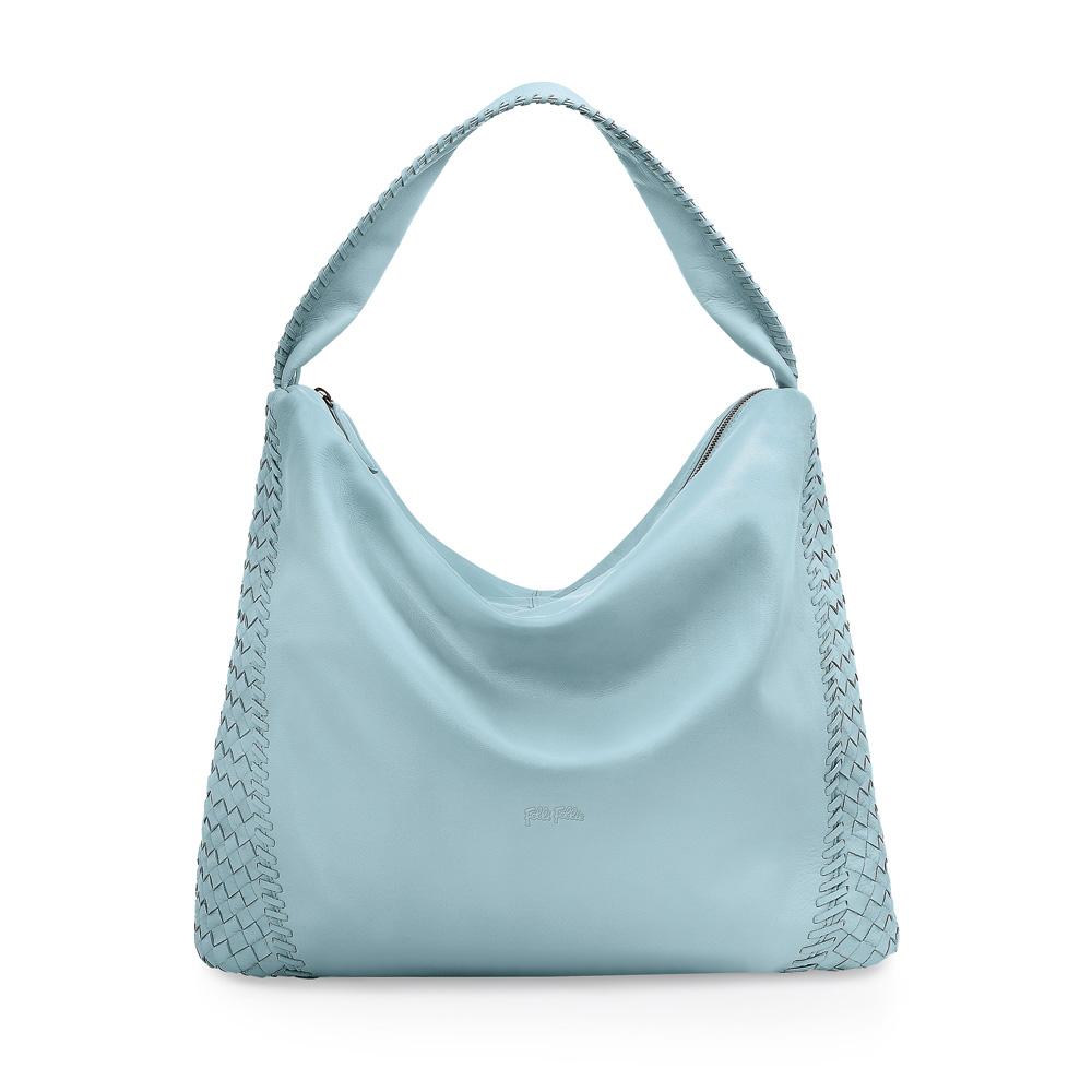 FOLLI FOLLIE – Γυναικεία τσάντα FOLLI FOLLIE μπλε 1601577.0-0000