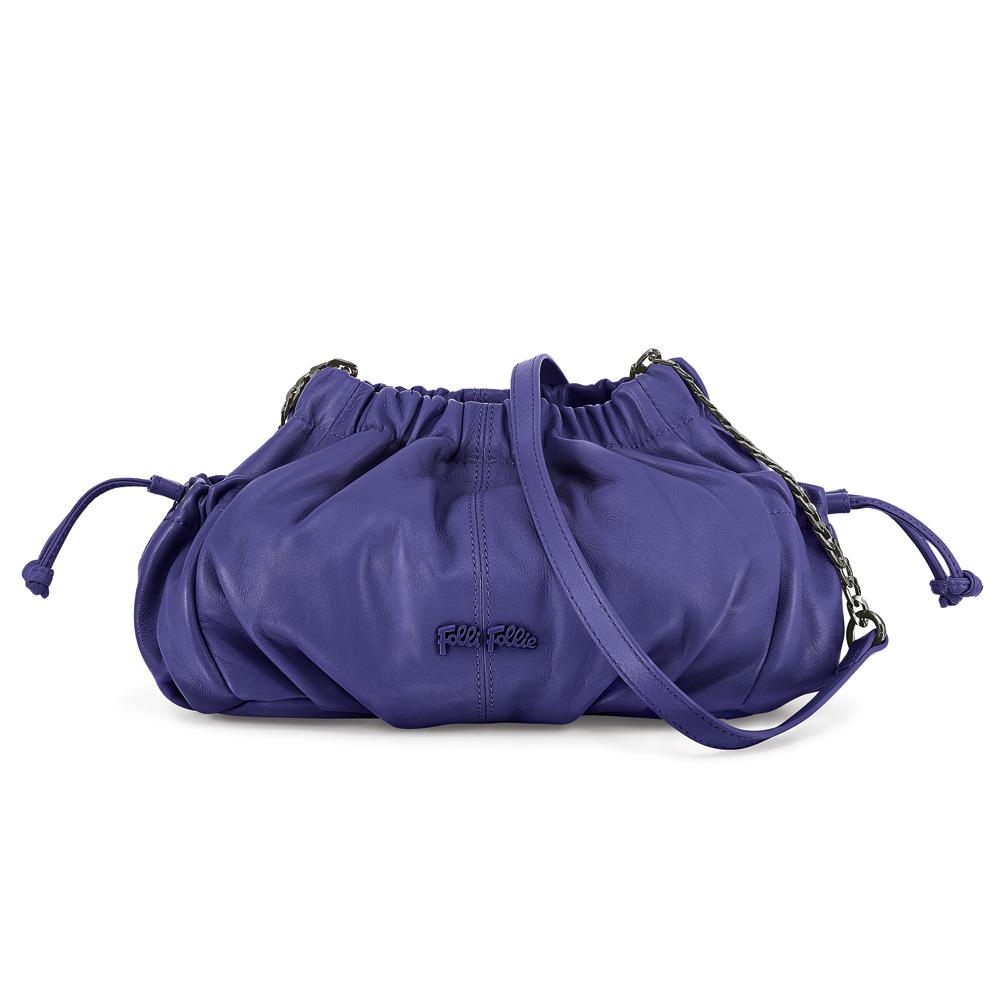FOLLI FOLLIE – Γυναικεία τσάντα FOLLI FOLLIE μοβ 1601589.0-0000
