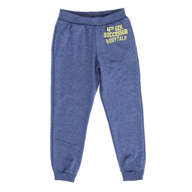 BODYTALK - Παιδικό παντελόνι/φόρμα BODYTALK μπλε