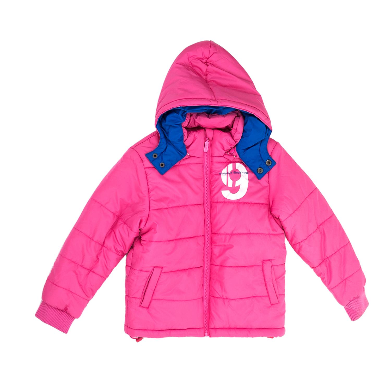 BODYTALK - Παιδικό μπουφάν BODYTALK ροζ