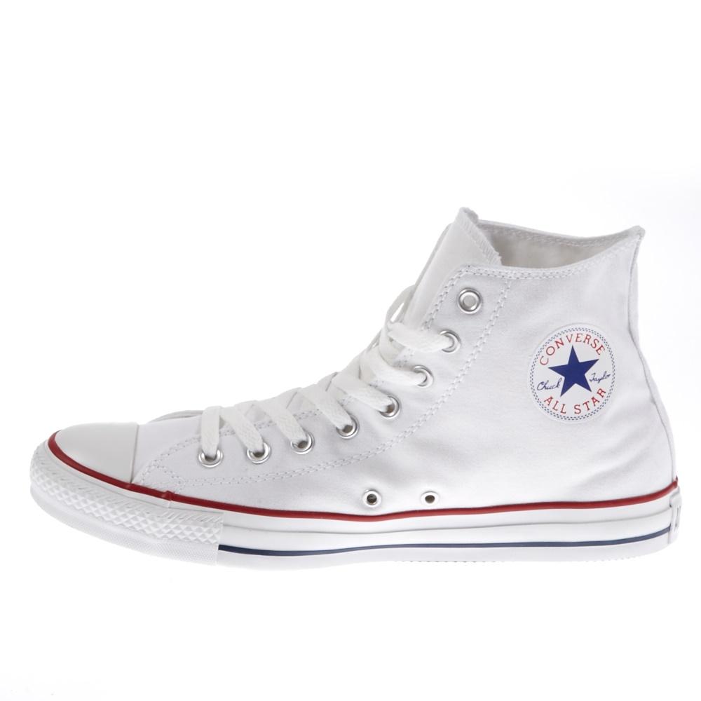 CONVERSE - Unisex μποτάκια Chuck Taylor λευκά ανδρικά παπούτσια sneakers