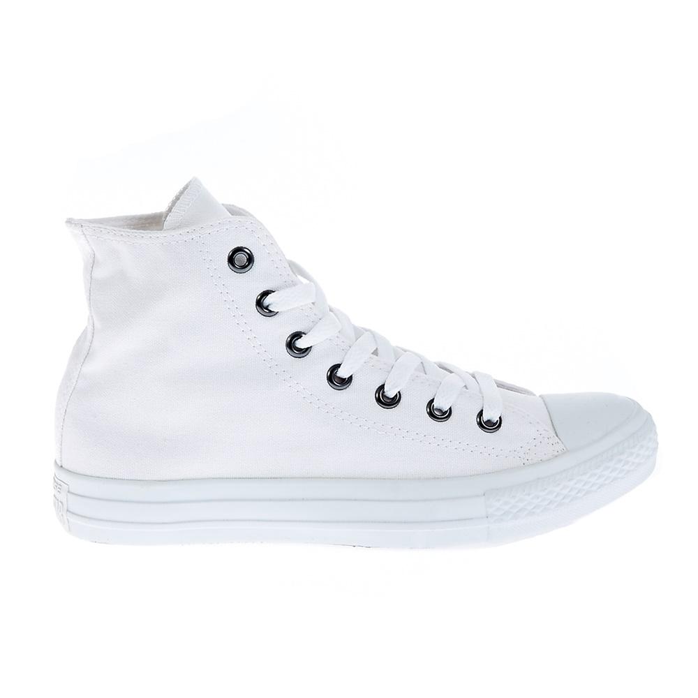CONVERSE - Unisex παπούτσια Chuck Taylor All Star Seasonal λευκά γυναικεία παπούτσια sneakers
