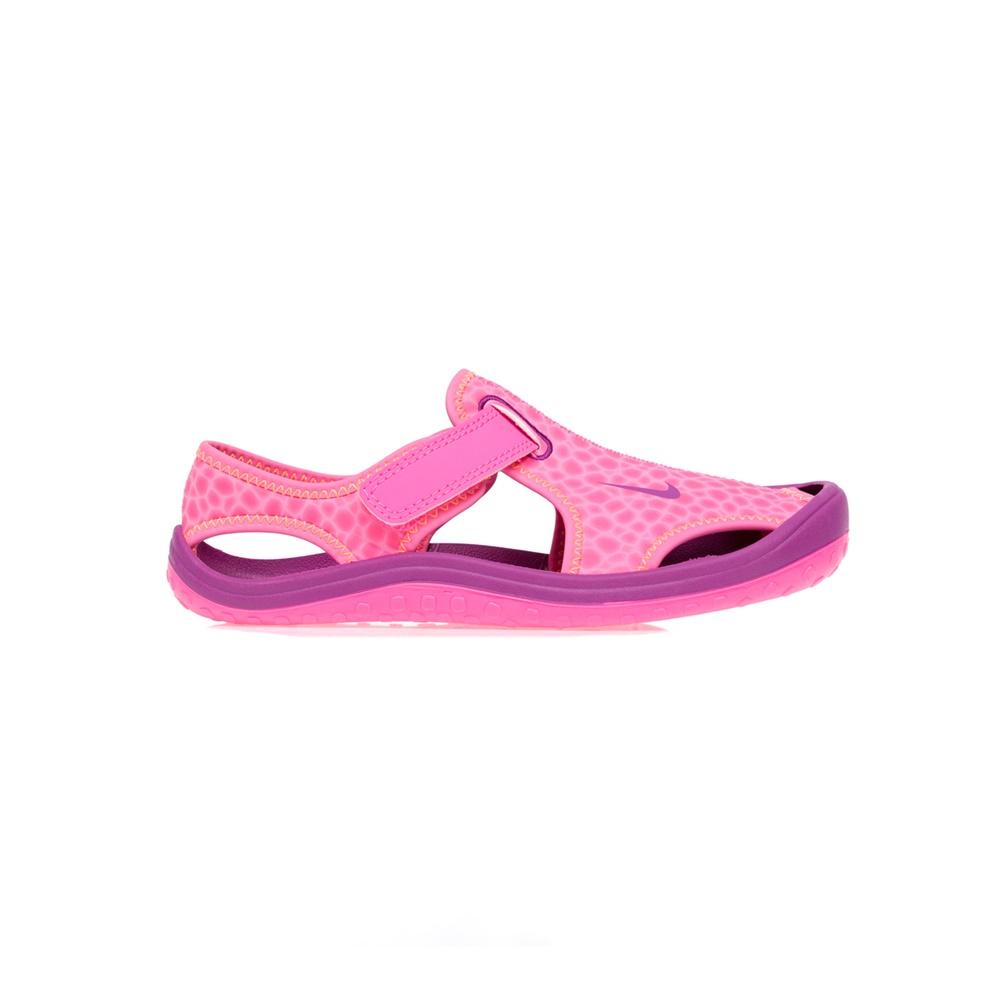 NIKE - Παιδικά σανδάλια NIKE SUNRAY PROTECT ροζ παιδικά girls παπούτσια πέδιλα σανδάλια