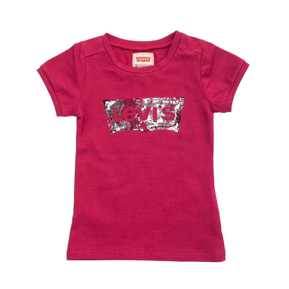 LEVI'S KIDS - Παιδική μπλούζα Levi's Kids φούξια