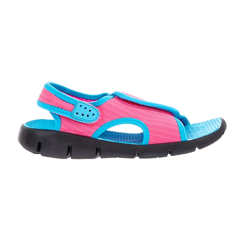 NIKE – Παιδικά σανδάλια Nike SUNRAY ADJUST 4 φούξια
