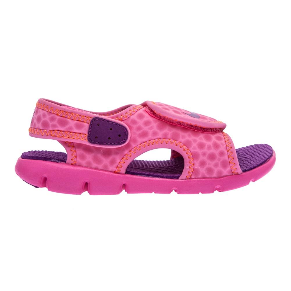 NIKE - Βρεφικά σανδάλια Nike ροζ