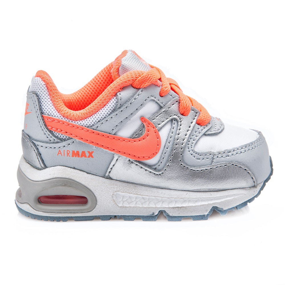 NIKE - Βρεφικά παπούτσια Nike AIR MAX COMMAND γκρι