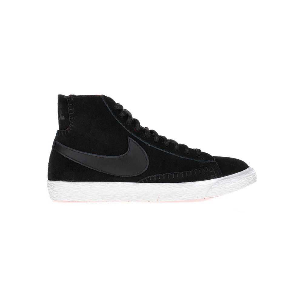 NIKE – Γυναικεία παπούτσια NIKE BLAZER MID PRM μαύρα