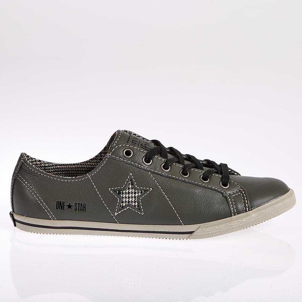 CONVERSE – Unisex παπούτσια One Star γκρι