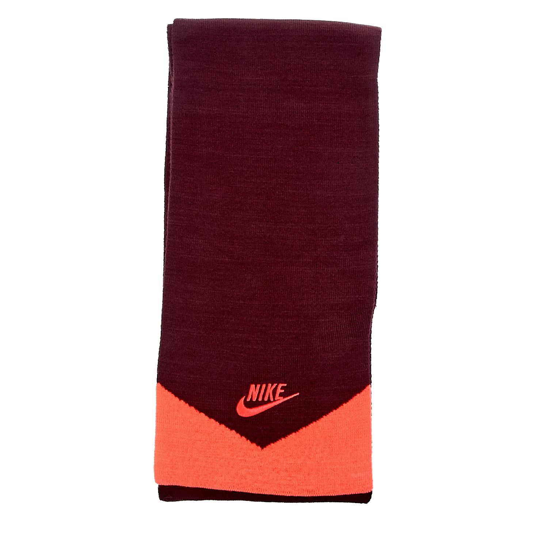NIKE - Κασκόλ Nike μωβ γυναικεία αξεσουάρ φουλάρια κασκόλ γάντια