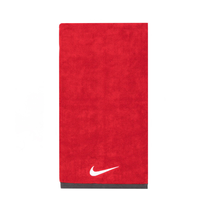 NIKE - Πετσέτα θαλάσσης NIKE κόκκινη ανδρικά αξεσουάρ πετσέτες