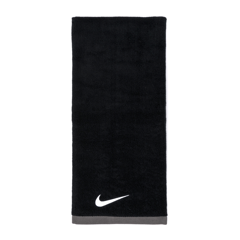 NIKE - Πετσέτα θαλάσσης NIKE μαύρη ανδρικά αξεσουάρ πετσέτες
