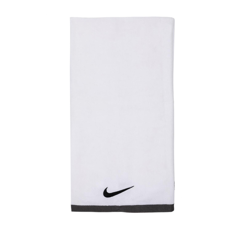 NIKE - Πετσέτα θαλάσσης NIKE άσπρη ανδρικά αξεσουάρ πετσέτες