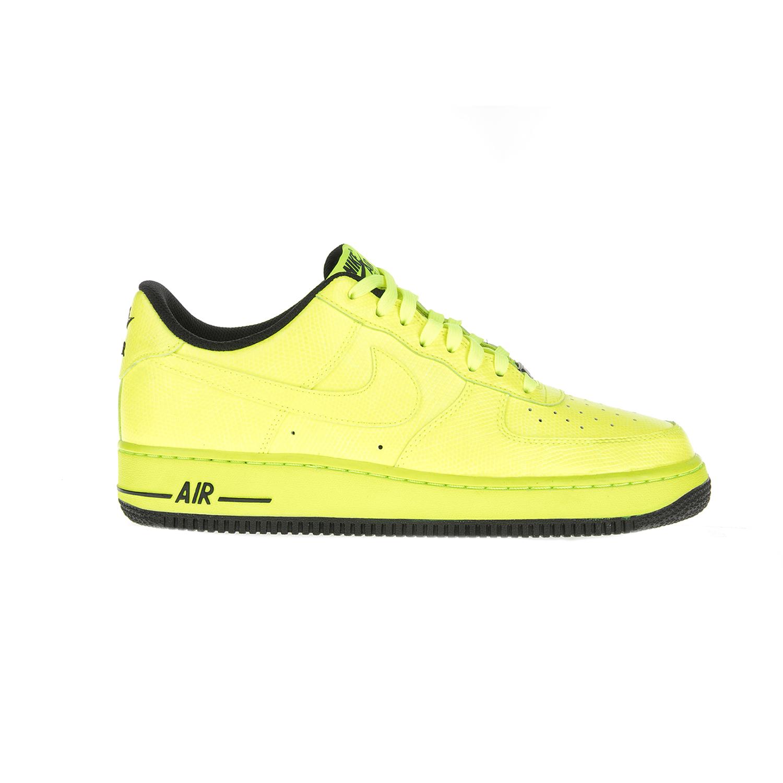 NIKE – Ανδρικά παπούτσια NIKE AIR FORCE 1 '07 κίτρινα