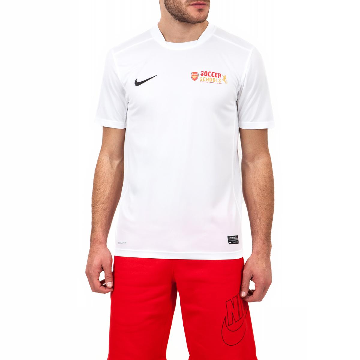 NIKE – Ανδρική μπλούζα Nike λευκή