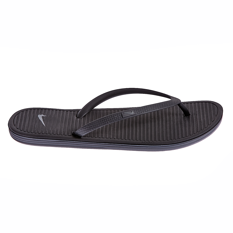 NIKE – Γυναικείες σαγιονάρες Nike μαύρες