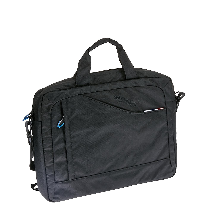 AMERICAN TOURISTER – Τσάντα laptop BUSINESS III μαύρη 1097541.0-0000