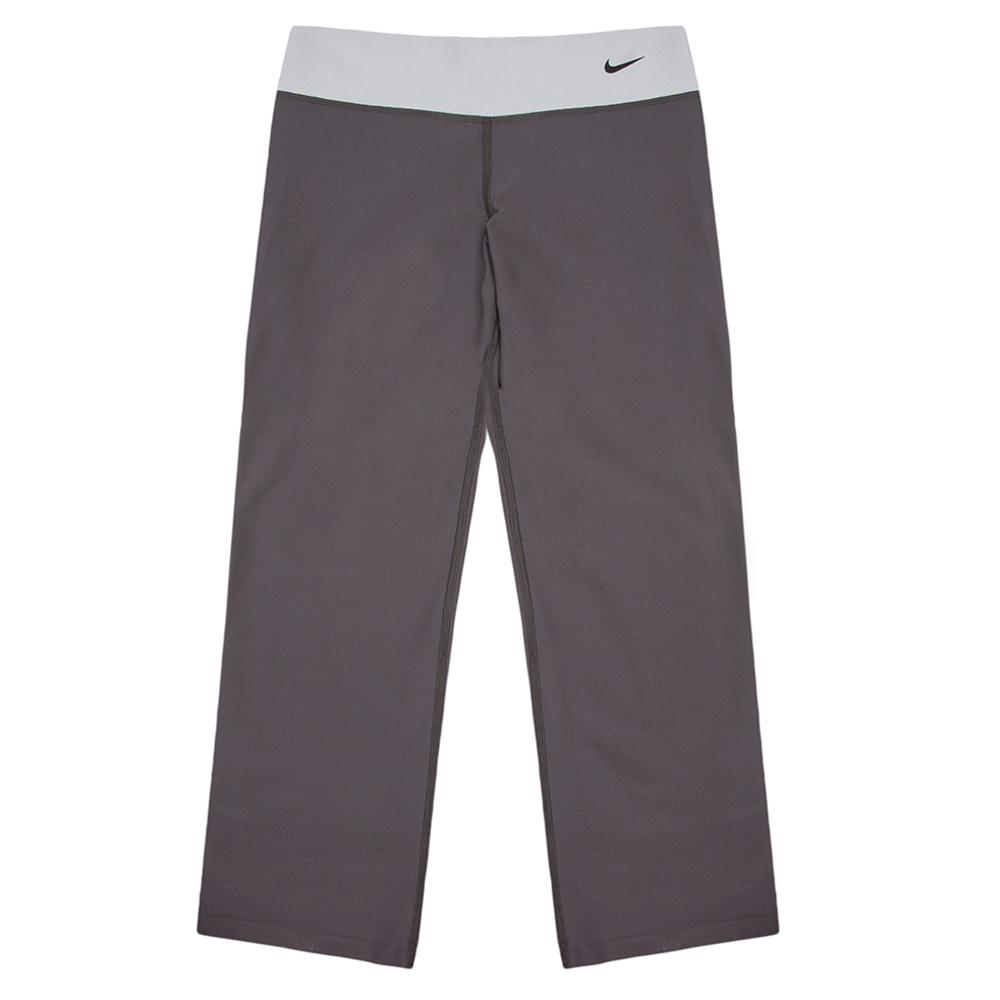 NIKE – Παιδικό παντελόνι Nike γκρι