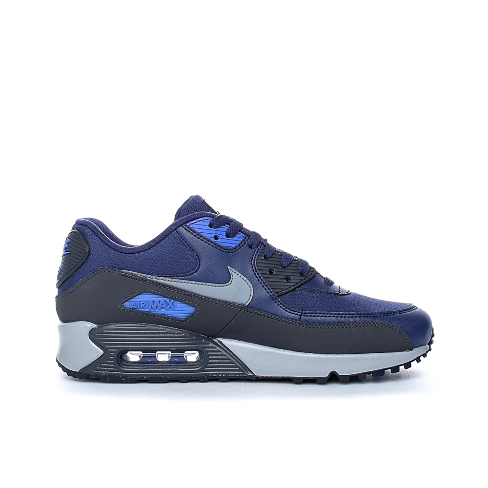 NIKE – Ανδρικά παπούτσια NIKE AIR MAX 90 ULTRA ESSENTIAL μπλε