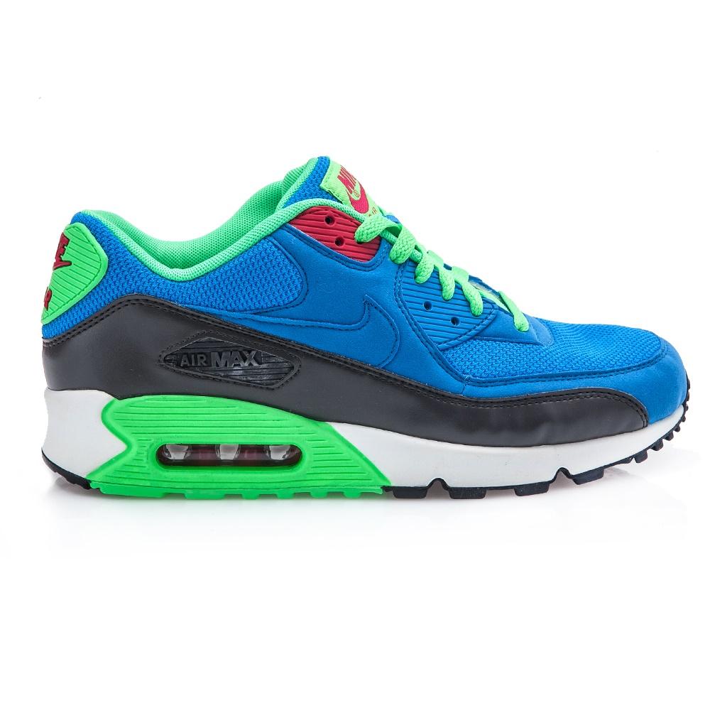 NIKE – Ανδρικά παπούτσια NIKE AIR MAX 90 ESSENTIAL μπλε