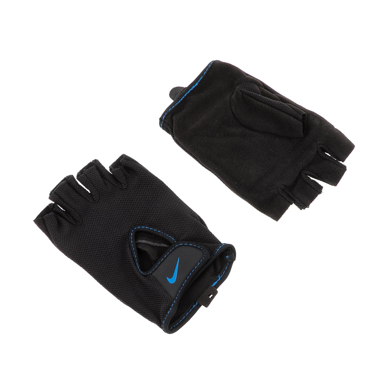 NIKE ACCESSORIES - Γυναικεία γάντια NIKE FUNDAMENTAL μαύρα γυναικεία αξεσουάρ αθλητικά είδη εξοπλισμός