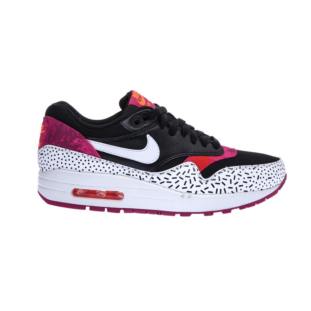NIKE – Γυναικεία παπούτσια NIKE AIR MAX 1 PRINT λευκά-μαύρα