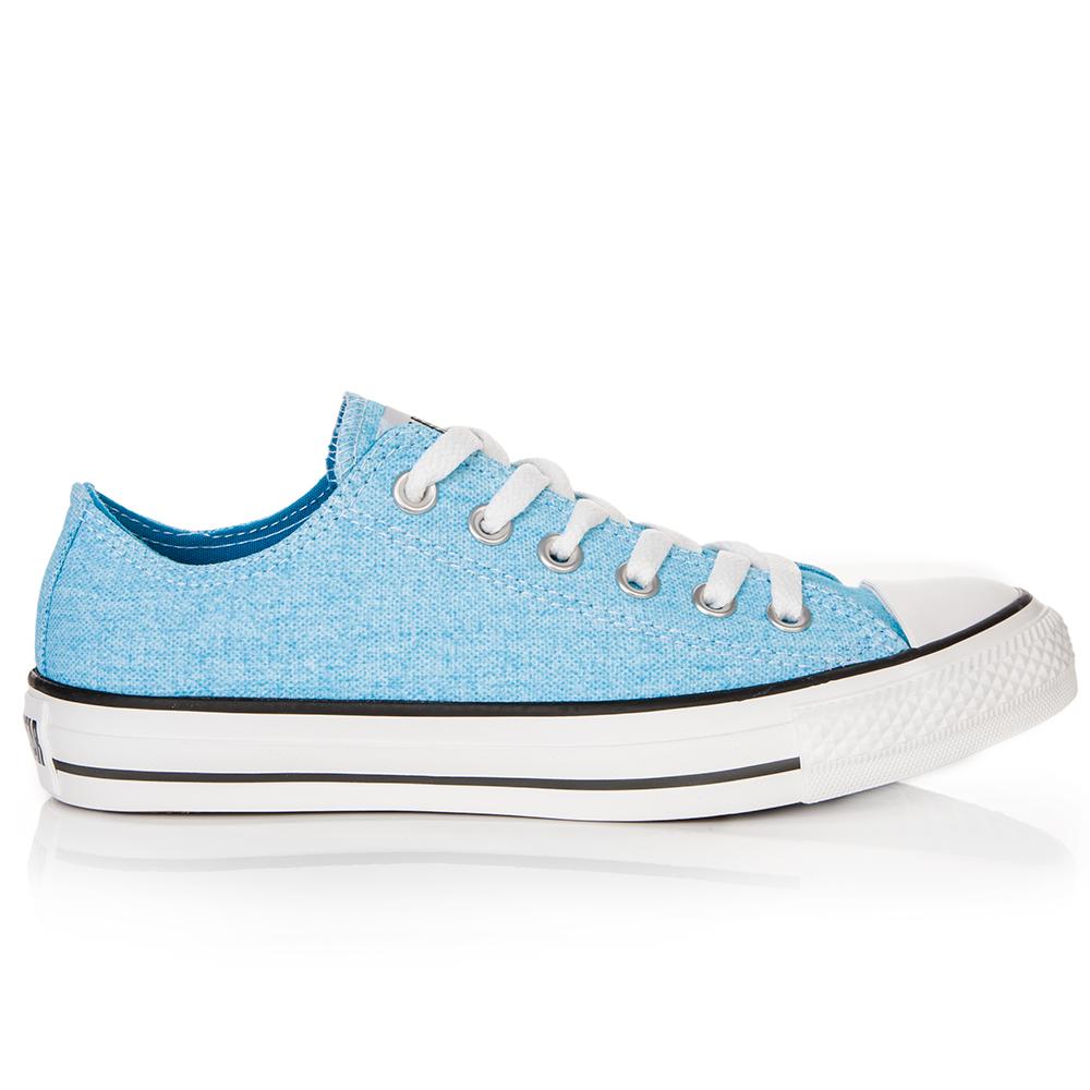 CONVERSE - Unisex παπούτσια Chuck Taylor γαλάζια ανδρικά παπούτσια sneakers