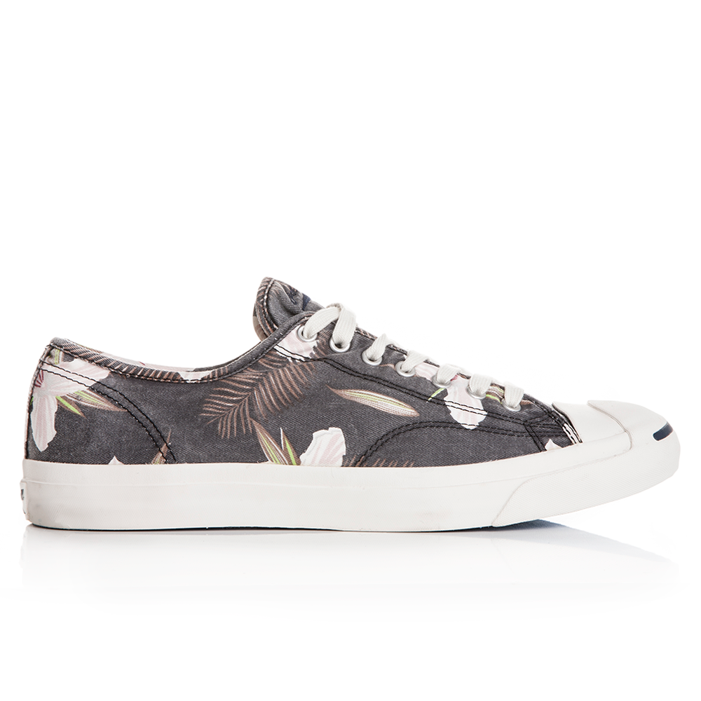 CONVERSE – Ανδρικά παπούτσια Jack Purcell χακί