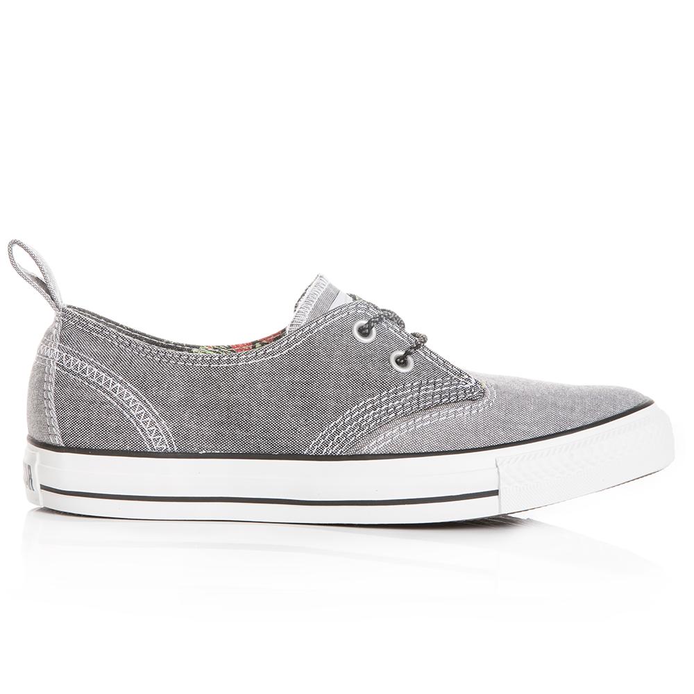 CONVERSE - Unisex παπούτσια Chuck Taylor γκρι γυναικεία παπούτσια sneakers