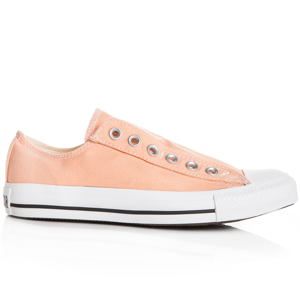 CONVERSE – Unisex παπούτσια Chuck Taylor ροδακινί