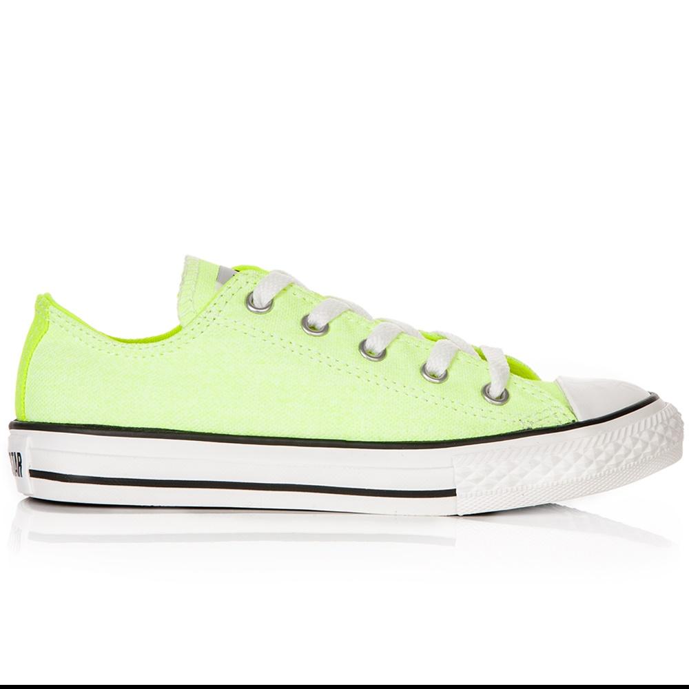 CONVERSE – Παιδικό παπούτσι Chuck Taylor κίτρινο
