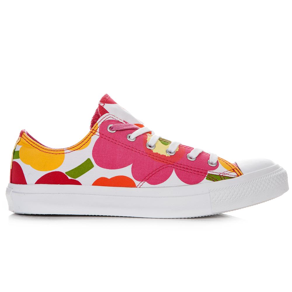 CONVERSE - Γυναικεία παπούτσια Chuck Taylor floral γυναικεία παπούτσια sneakers
