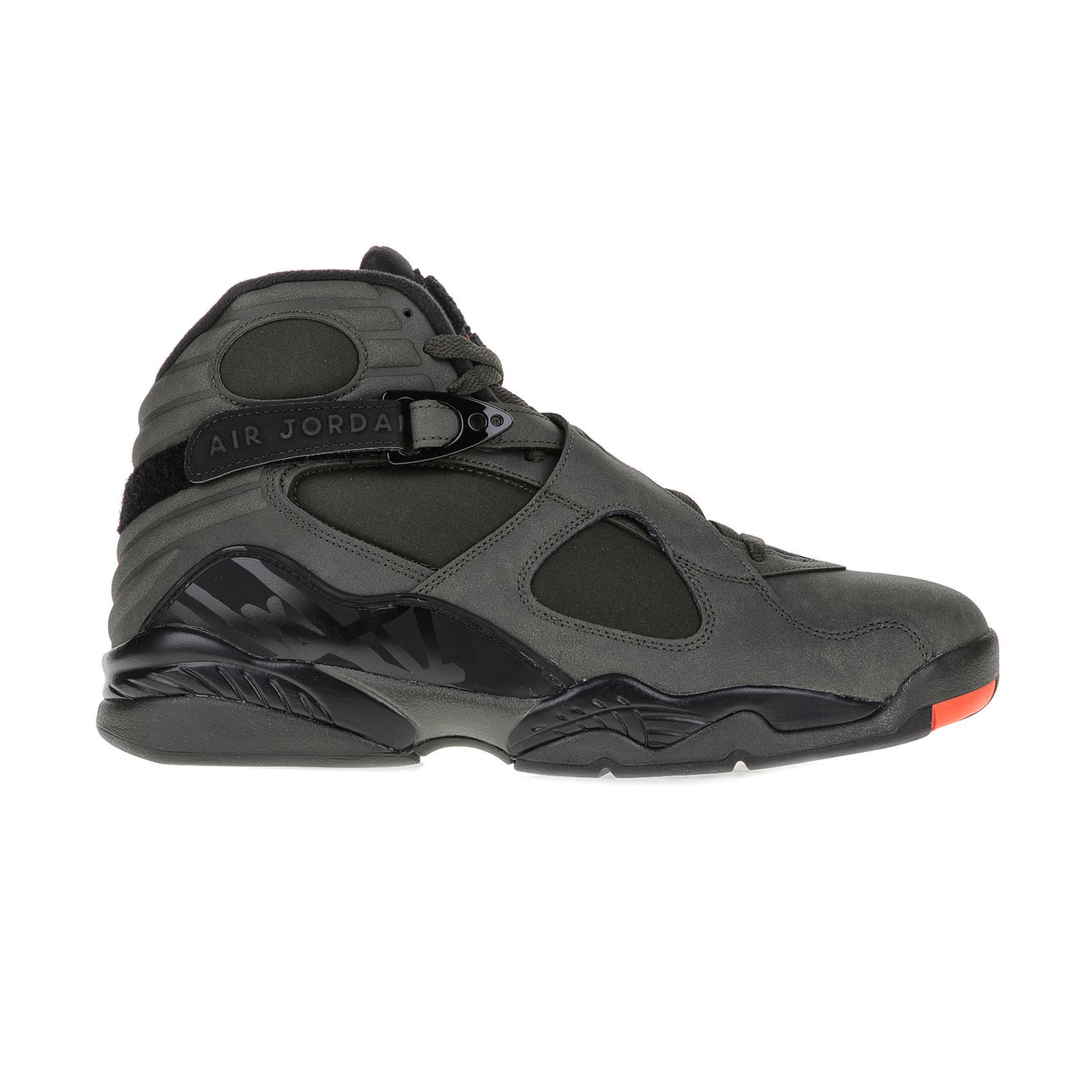 NIKE – Ανδρικά παπούτσια μπάσκετ ΝΙΚΕ AIR JORDAN 8 RETRO γκρι