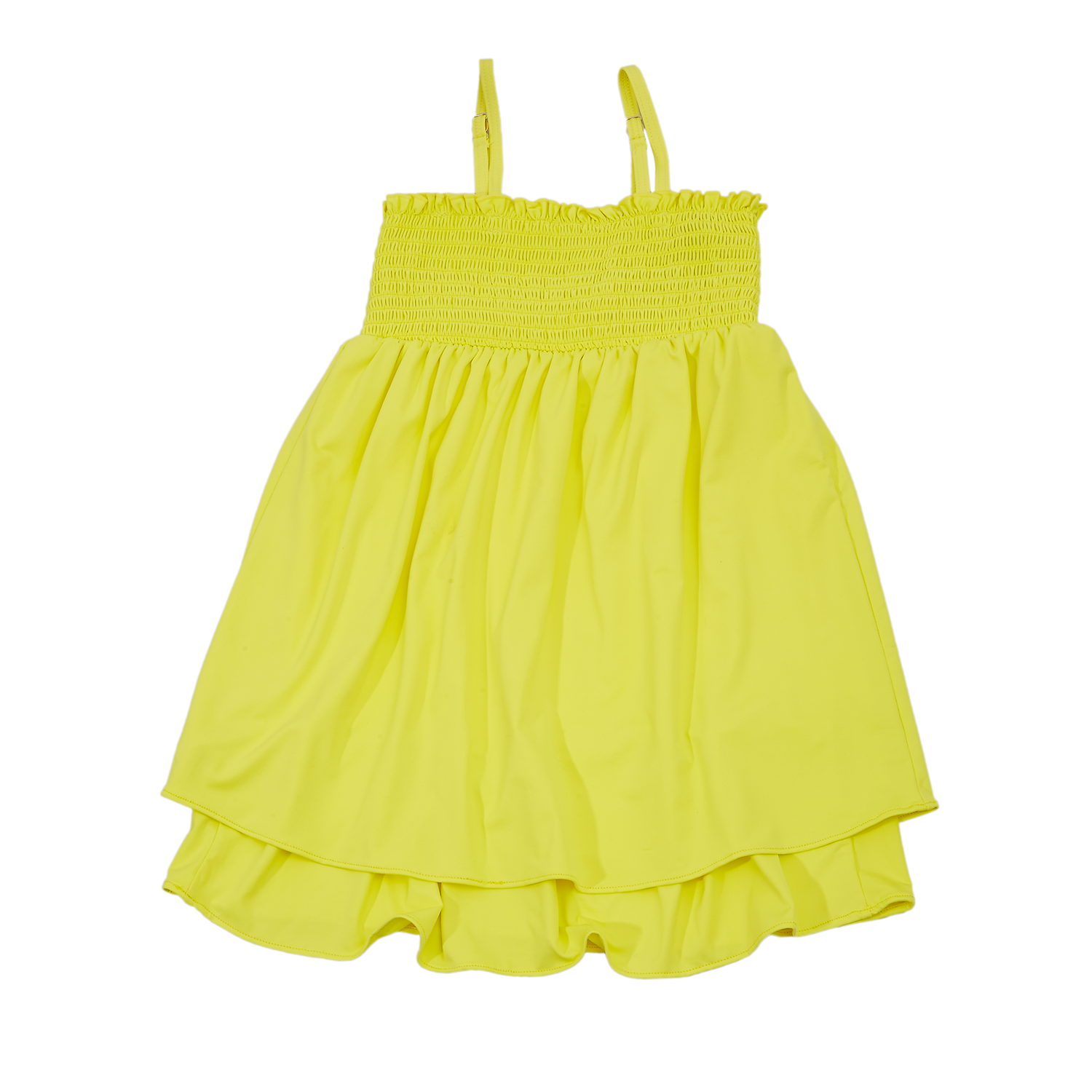 JUICY COUTURE KIDS – Παιδικό μαγιό Juicy Couture κίτρινο
