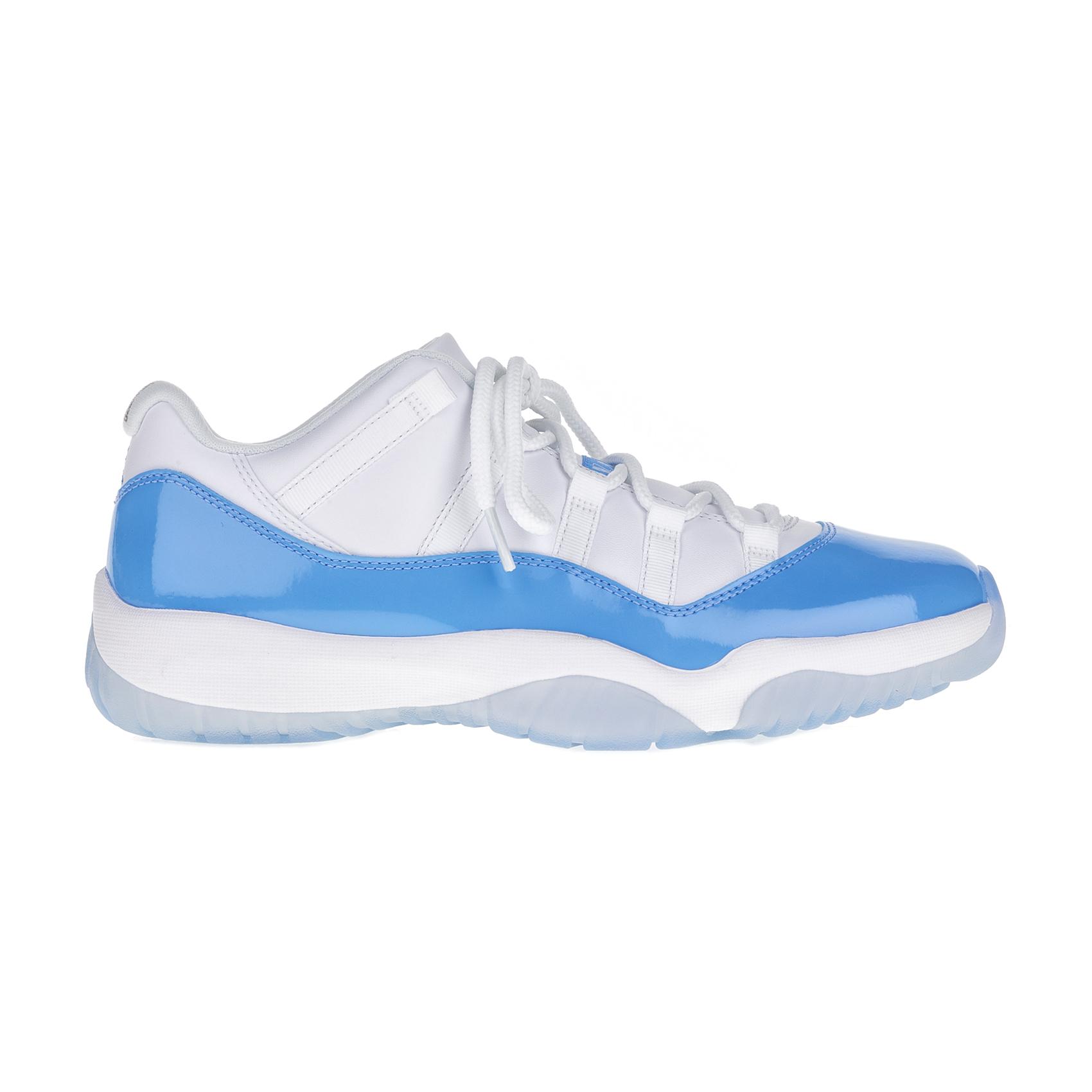 NIKE – Ανδρικά παπούτσια Nike AIR JORDAN 11 RETRO LOW λευκά – μπλε