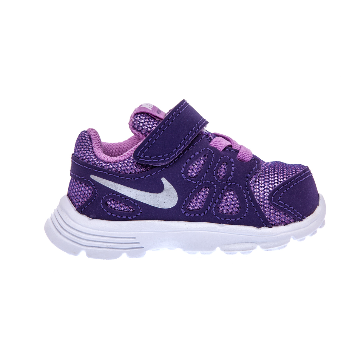 NIKE – Βρεφικά παπούτσια NIKE REVOLUTION 2 μωβ