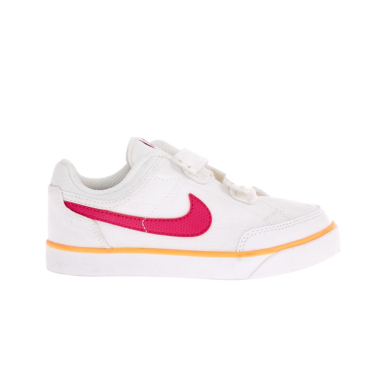 NIKE – Βρεφικά παπούτσια NIKE CAPRI 3 λευκά