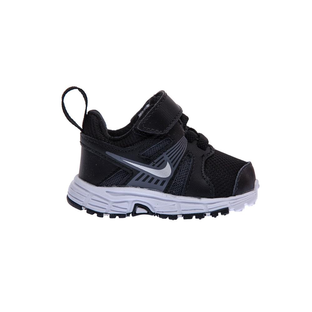 NIKE – Βρεφικά παπούτσια NIKE DART 10 μαύρα