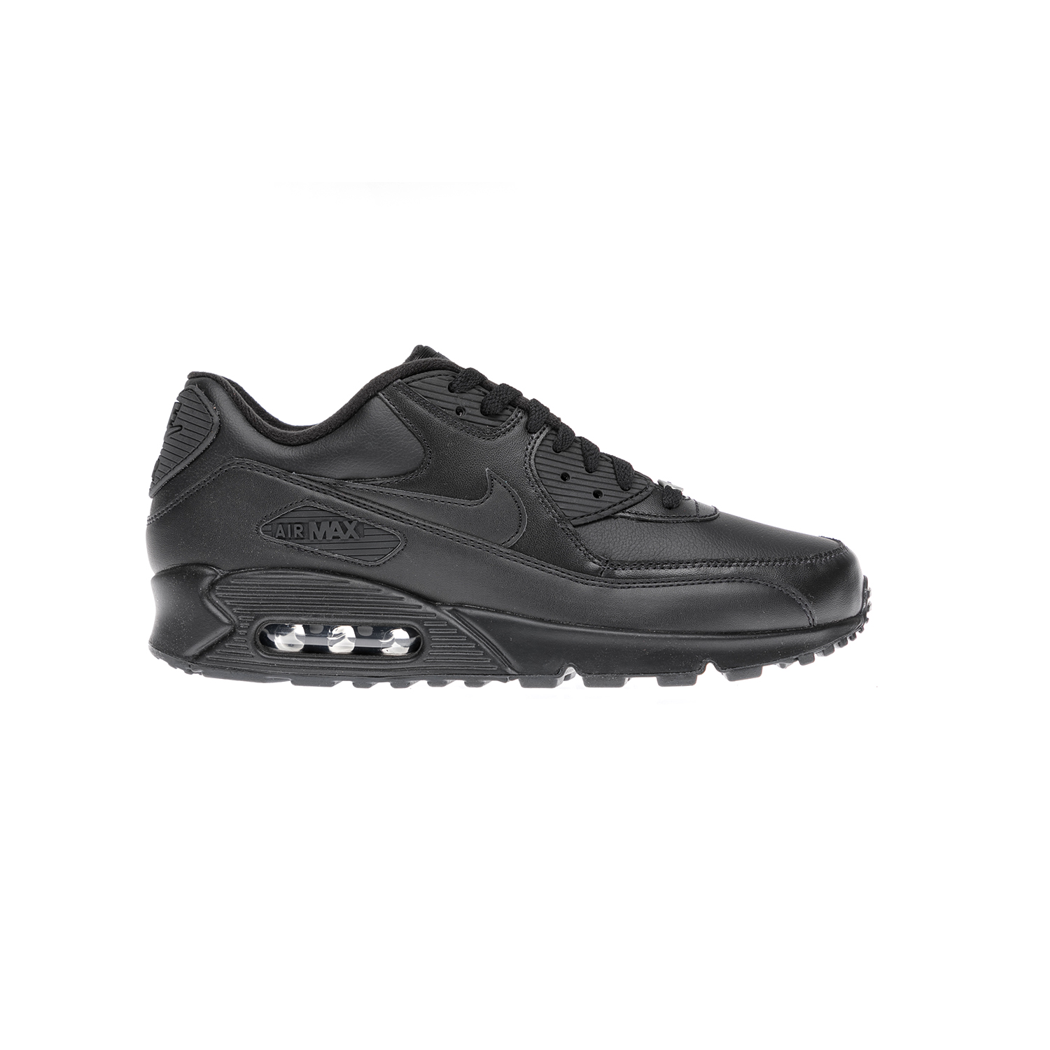 NIKE – Αντρικά παπούτσια NIKE AIR MAX 90 LEATHER μαύρα