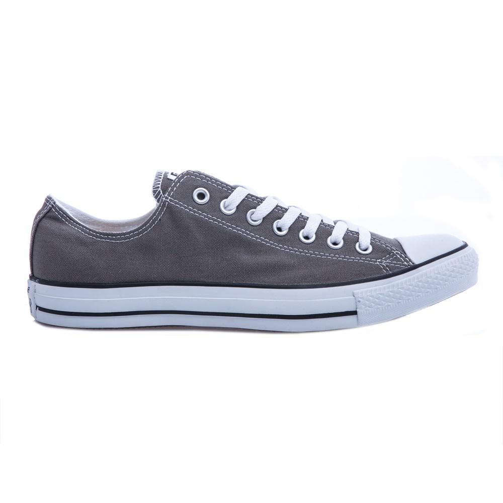CONVERSE - Unisex παπούτσια Chuck Taylor γκρι ανδρικά παπούτσια sneakers