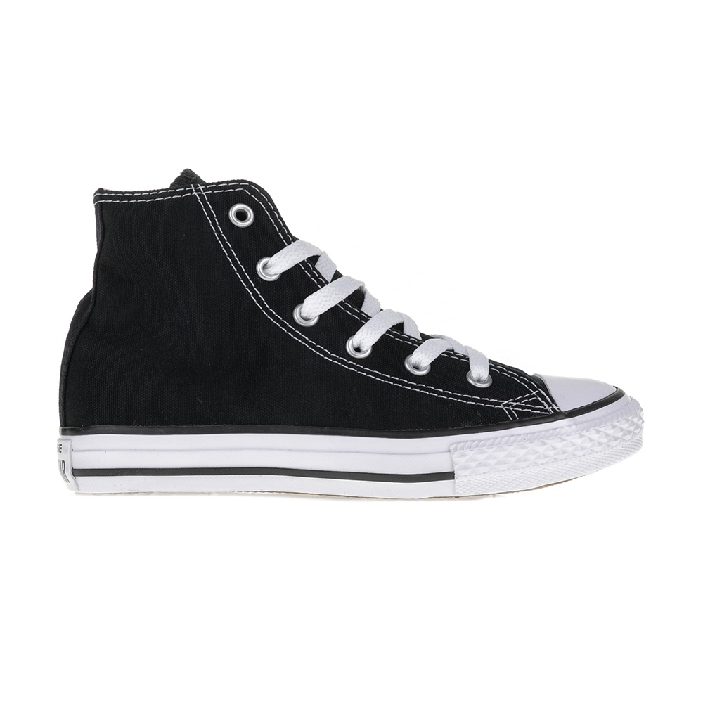 CONVERSE – Παιδικά παπούτσια Chuck Taylor All Star II Hi μαύρα