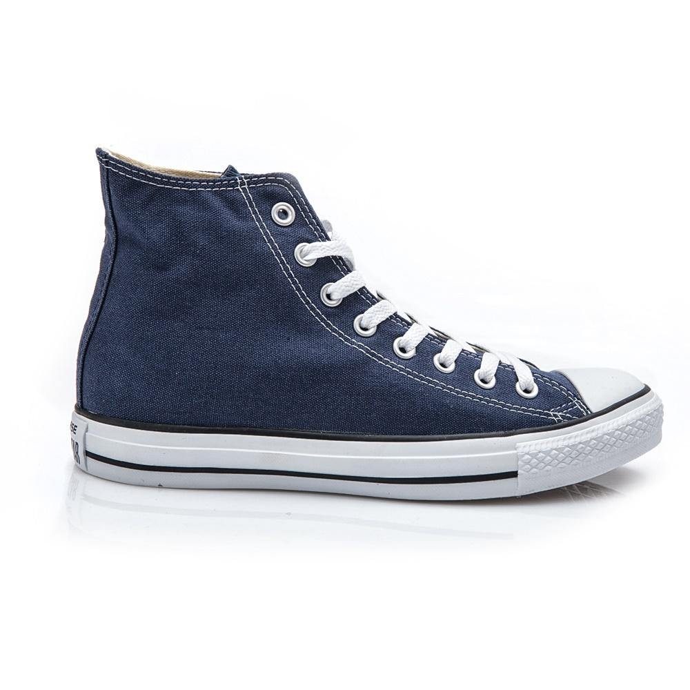 CONVERSE - Unisex μποτάκια Chuck Taylor μπλε ανδρικά παπούτσια sneakers