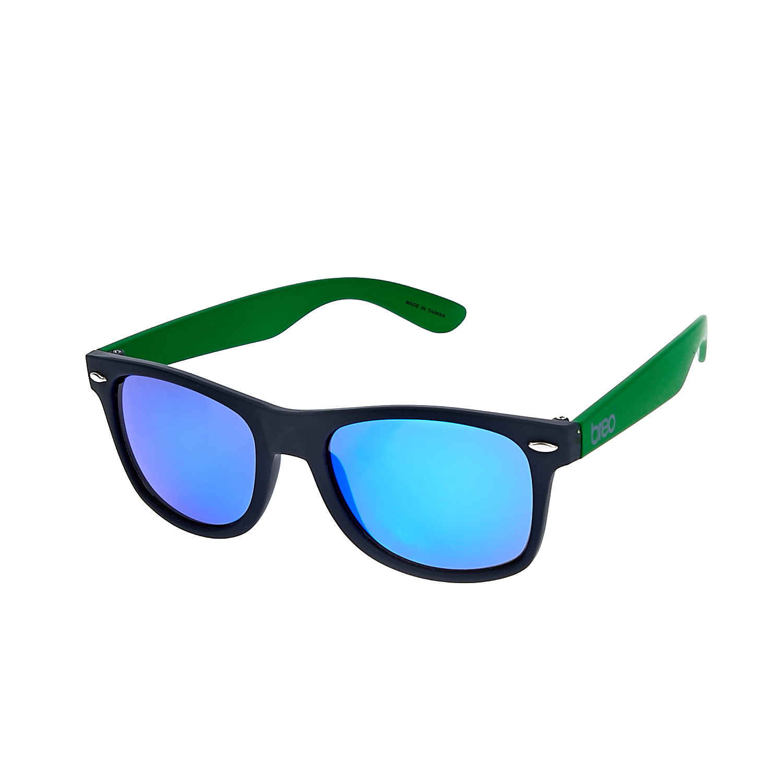 BREO - Γυαλιά ηλίου Two Tone Mirror ανθρακί γυναικεία αξεσουάρ γυαλιά ηλίου