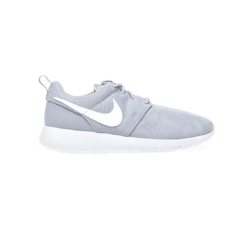 NIKE - Παιδικά αθλητικά παπούτσια NIKE ROSHE ONE γκρι-άσπρα d9abd21aa65