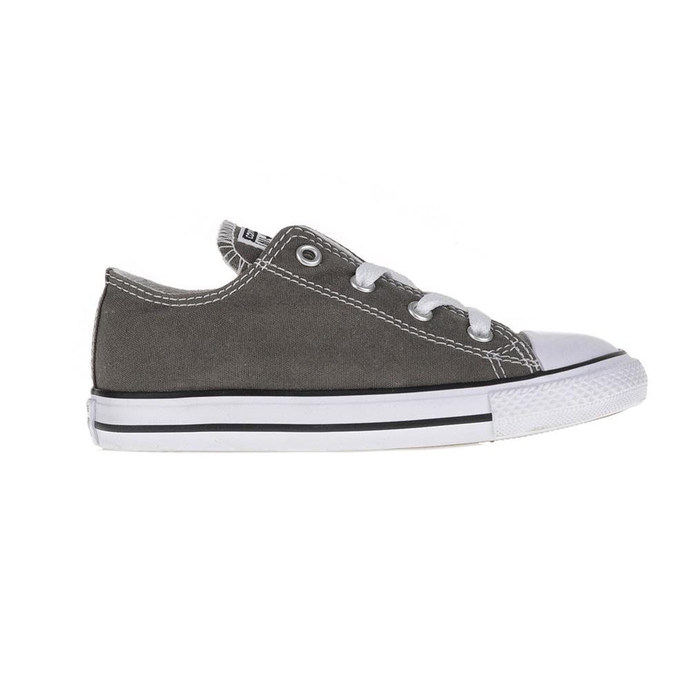 CONVERSE - Βρεφικά παπούτσια Chuck Taylor All Star Ox γκρι