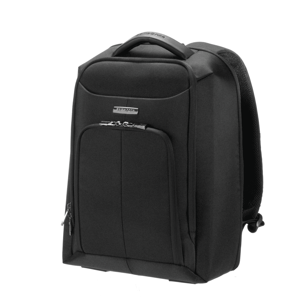 SAMSONITE – Τσάντα πλάτης ERGO-BIZ SAMSONITE μαύρη 1217790.0-0000
