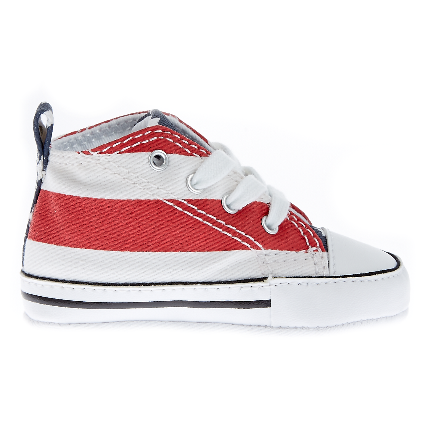 CONVERSE – Βρεφικά παπούτσια Chuck Taylor λευκά