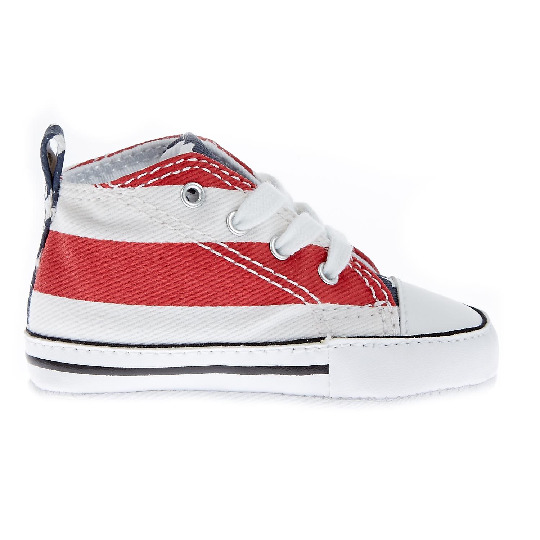 CONVERSE – Βρεφικά παπούτσια Chuck Taylor λευκά