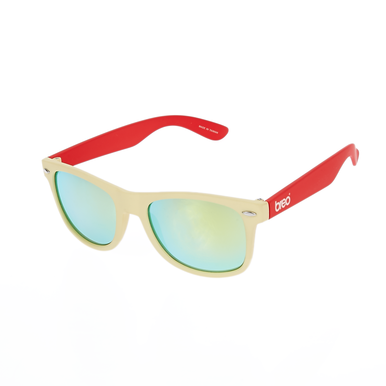 BREO - Γυαλιά ηλίου TWO TONE MIRROR μπεζ 5bca5170aee